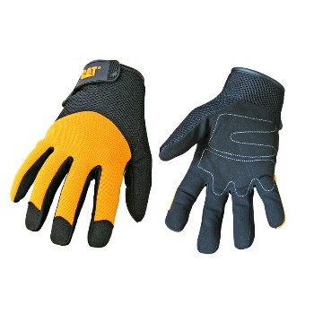 Caterpillar Cat012215l Mechpad Lg Glove