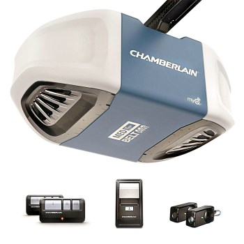 Chamberlain B503 1/2 HP Belt Drive Garage Door Opener