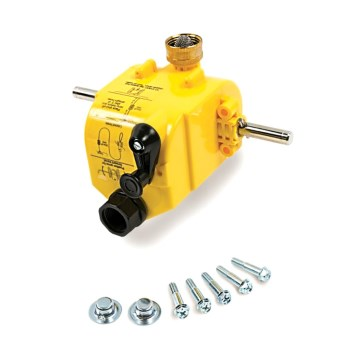 Rain Train Plastic Motor Replacement Kit
