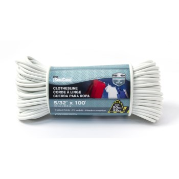 "PVC Coated Clothesline ~ 5/32"" x 100 ft."