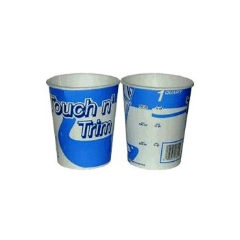 Paper Paint Container, 2.5 quart