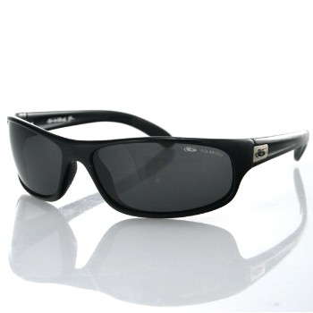 Anaconda, Shiny Black Frame, Polarized TNS Lens