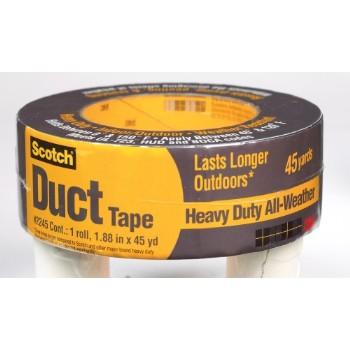 """3M 051131980068 Duct Tape - 2230-C / Heavy Duty - 2"""" x 20 yd"""