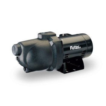 Flotec/Simer/Pentair FP4022 Shallow Well Jet Pump ~ 3/4 HP
