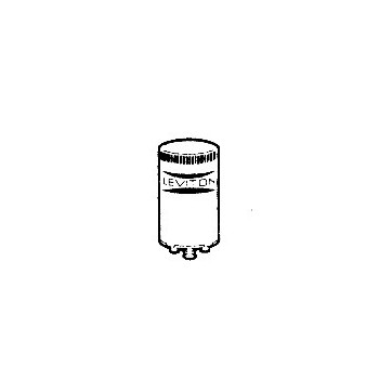 Leviton C21-12410 Fluorescent Starter