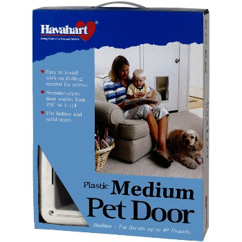 Medium Vinyl Dog Door