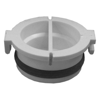 "Genova Prod 71874 Twist-Lok PVC-DWV Plug ~ 4"""