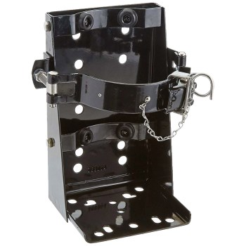 Vehicle Fire Extinguisher Bracket ~ Black