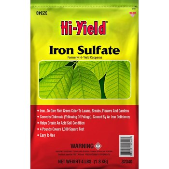 Hi-Yield Iron Sulfate