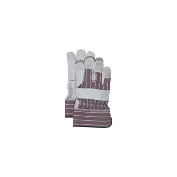 Split Leather Palm Gloves ~ 2XL