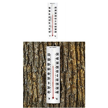 Chaney/AcuRite 00880 Thermometer ~ Easy Read Indoor/Outdoor ~ 14""
