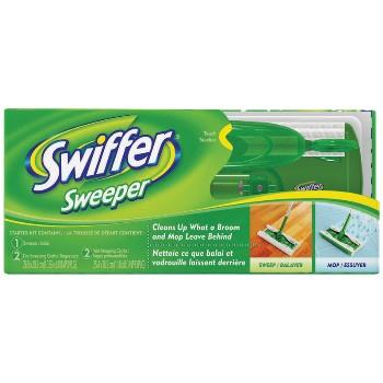P & G  Swiffer Starter Kit