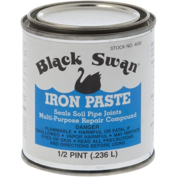 Iron Paste Cement ~ 8 oz.
