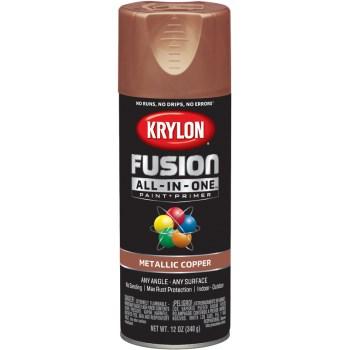 Krylon K02768007 2768 Sp Metallic Copper Paint