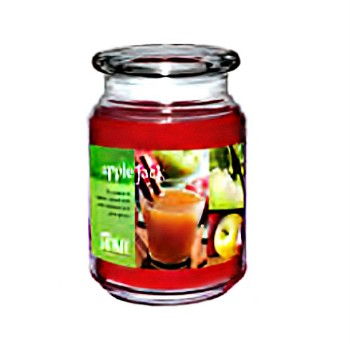 Apple Jack Candles