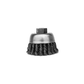 Knot Cup Brush, 2.75 inch