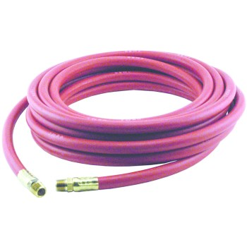 3/8x25ft. Rubber Air Hose