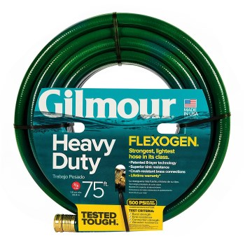 "Flexogen Hose ~ Gray - 3/4"" X 75 Feet"