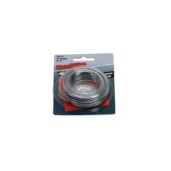 Galvanized Wire - 16 Gauge - 25 feet