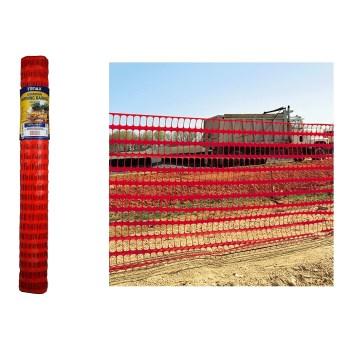 Landware  Guardian Warning Barrier Fence, Orange  ~ 4 x 100 Ft.