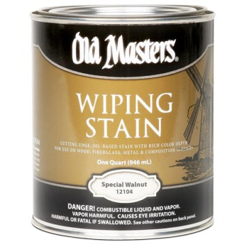 Qt Sp Walnut Wipe Stain