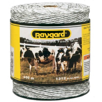 400m 1312ft. Wht Baygar Wire