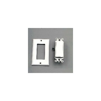 C24-05671-02w Wh Wall Plate