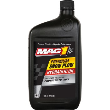 MAG1 Premium Snow Plow Hydraulic Oil ~ Quart
