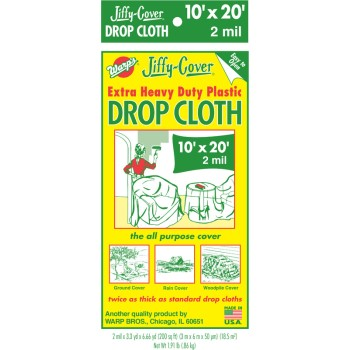2jc1020 10x20 2m Drop Cloth