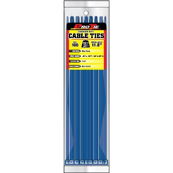 Cable Ties ~ 11in. 100pk