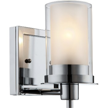 Light Fixture, Wall & Bath ~ Chrome
