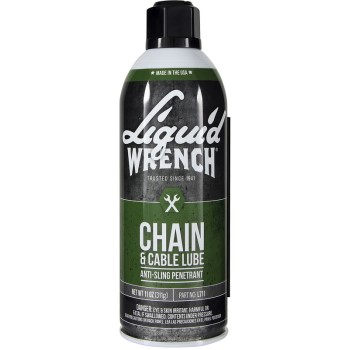 Chain & Cable Lubricant ~ 11 oz.