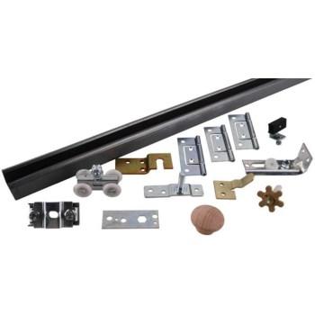 J Sterling/Knape & Vogt 1570-48S Bi-Fold Door Hardware