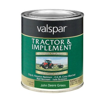 Tractor & Implement Paint,  Green ~ Quart