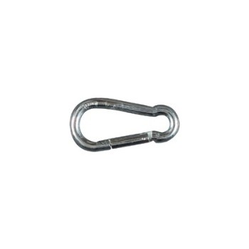 Zinc plated Interlocking Spring Snap,3112 bc 5 / 16 X 2 3 / 8 Inches