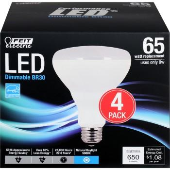 Feit Electric  BR30DM65/5K/LED Br30dm65/5k/Led/4 5k Led Bulb