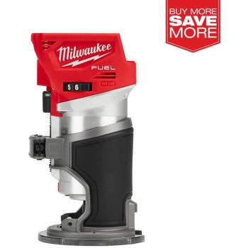 Milwaukee Tool 2723-20 M18 Bare Comp Router