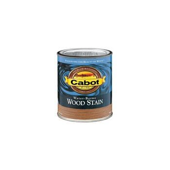 Wood Stain - Water Borne - Pecan - 1 quart