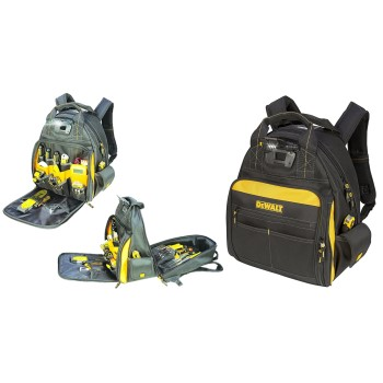CLC  Lighted Tool Backpack