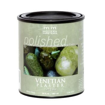 Modern Masters VP100-32 Venetian Plaster Tint Base ~ Quart