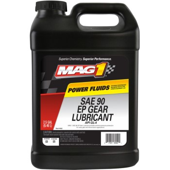 862 2.5g 90w Gl-4 Gear Oil