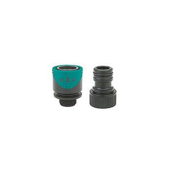Faucet Quick Connector Set,  One Male, One Female