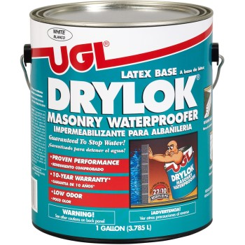 Drylok Latex Masonry Waterproofer, 1 Gal