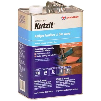 Kutzit Liquid Paint & Varnish Remover ~ Gallon