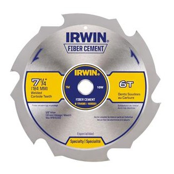 Carbide Cement Blade ~7-1/4in.