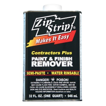 Paint & Varnish Remover/Zip Strip-Quarts