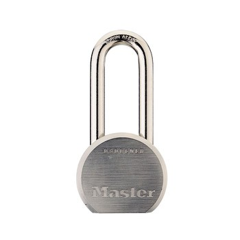 Solid Steel Padlock - Keyed Different