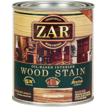 Colonial Pine Stain, Quart