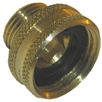 Brass Adapter 3/4 in fht x 1/2mpt