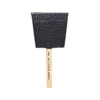 High Density Foam Brush - 3 inch